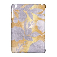Gold Silver Apple Ipad Mini Hardshell Case (compatible With Smart Cover) by 8fugoso