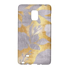 Gold Silver Galaxy Note Edge by 8fugoso