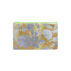 Gold Silver Cosmetic Bag (xs) by 8fugoso
