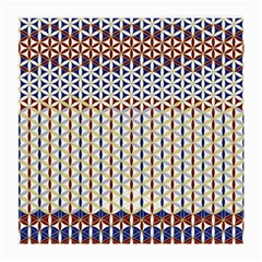 Flower Of Life Pattern 2 Medium Glasses Cloth (2-side)