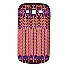 Flower Of Life Pattern 3 Samsung Galaxy S Iii Classic Hardshell Case (pc+silicone) by Cveti