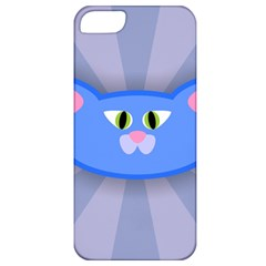 Advertise Animal Boarding Cat Apple Iphone 5 Classic Hardshell Case