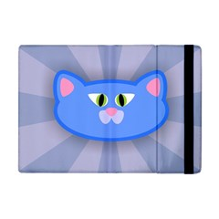 Advertise Animal Boarding Cat Apple Ipad Mini Flip Case by Celenk