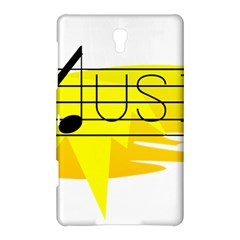 Music Dance Abstract Clip Art Samsung Galaxy Tab S (8 4 ) Hardshell Case  by Celenk