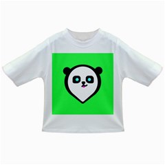 Panda Bear Infant/toddler T-shirts by Celenk