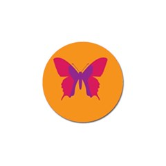 Butterfly Wings Insect Nature Golf Ball Marker (4 Pack) by Celenk