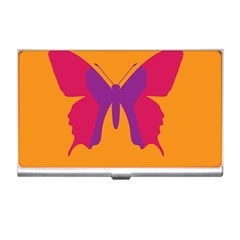 Butterfly Wings Insect Nature Business Card Holders