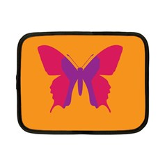 Butterfly Wings Insect Nature Netbook Case (small)  by Celenk