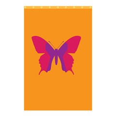 Butterfly Wings Insect Nature Shower Curtain 48  X 72  (small)  by Celenk