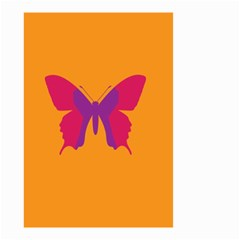 Butterfly Wings Insect Nature Small Garden Flag (two Sides) by Celenk