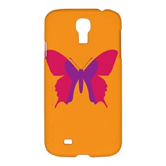 Butterfly Wings Insect Nature Samsung Galaxy S4 I9500/i9505 Hardshell Case by Celenk