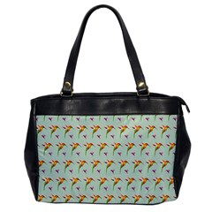 Birds Hummingbirds Wings Office Handbags by Celenk