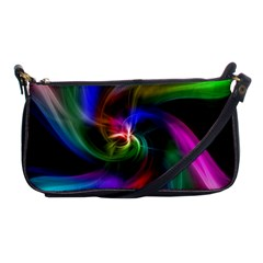 Peacock Bird Animal Feather Shoulder Clutch Bags
