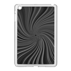 Abstract Art Color Design Lines Apple Ipad Mini Case (white)
