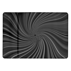 Abstract Art Color Design Lines Samsung Galaxy Tab 10 1  P7500 Flip Case