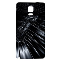 Fractal Mathematics Abstract Galaxy Note 4 Back Case by Celenk