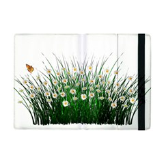 Spring Flowers Grass Meadow Plant Apple Ipad Mini Flip Case by Celenk