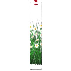 Spring Flowers Grass Meadow Plant Large Book Marks by Celenk