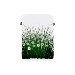 Spring Flowers Grass Meadow Plant Apple Ipad Mini Protective Soft Cases