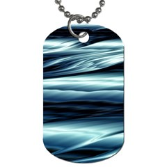 Texture Fractal Frax Hd Mathematics Dog Tag (one Side) by Celenk
