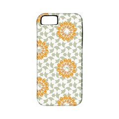 Stamping Pattern Fashion Background Apple Iphone 5 Classic Hardshell Case (pc+silicone) by Celenk