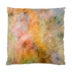 Texture Pattern Background Marbled Standard Cushion Case (two Sides)