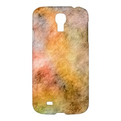 Texture Pattern Background Marbled Samsung Galaxy S4 I9500/i9505 Hardshell Case by Celenk