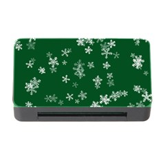 Template Winter Christmas Xmas Memory Card Reader With Cf