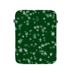 Template Winter Christmas Xmas Apple Ipad 2/3/4 Protective Soft Cases