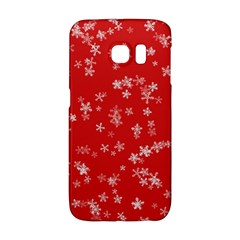 Template Winter Christmas Xmas Galaxy S6 Edge by Celenk