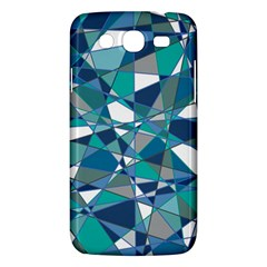 Abstract Background Blue Teal Samsung Galaxy Mega 5 8 I9152 Hardshell Case