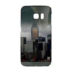 Tornado Storm Lightning Skyline Galaxy S6 Edge