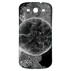 Space Universe Earth Rocket Samsung Galaxy S3 S Iii Classic Hardshell Back Case by Celenk