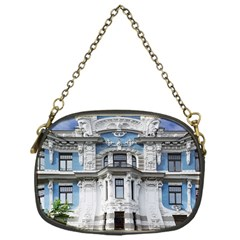 Squad Latvia Architecture Chain Purses (one Side)  by Celenk