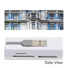 Squad Latvia Architecture Memory Card Reader (stick)  by Celenk
