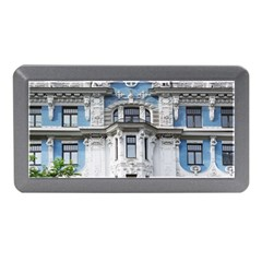 Squad Latvia Architecture Memory Card Reader (mini) by Celenk