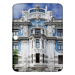 Squad Latvia Architecture Samsung Galaxy Tab 3 (10 1 ) P5200 Hardshell Case  by Celenk