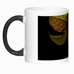 Autumn Leaves Foliage Morph Mugs by Celenk