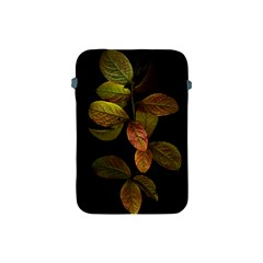 Autumn Leaves Foliage Apple Ipad Mini Protective Soft Cases by Celenk
