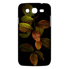 Autumn Leaves Foliage Samsung Galaxy Mega 5 8 I9152 Hardshell Case