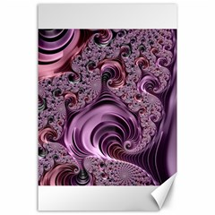 Abstract Art Fractal Canvas 24  X 36