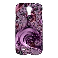 Abstract Art Fractal Samsung Galaxy S4 I9500/i9505 Hardshell Case by Celenk