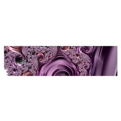 Abstract Art Fractal Satin Scarf (oblong) by Celenk