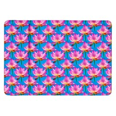 Seamless Flower Pattern Colorful Samsung Galaxy Tab 8 9  P7300 Flip Case