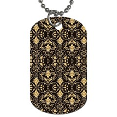 Wallpaper Wall Art Architecture Dog Tag (two Sides)