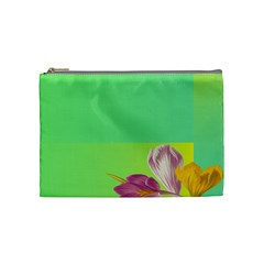 Background Homepage Blossom Bloom Cosmetic Bag (medium)