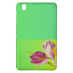 Background Homepage Blossom Bloom Samsung Galaxy Tab Pro 8 4 Hardshell Case by Celenk