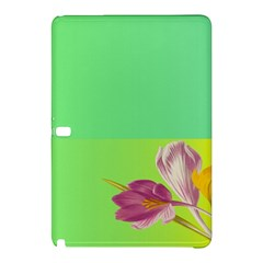 Background Homepage Blossom Bloom Samsung Galaxy Tab Pro 12 2 Hardshell Case by Celenk