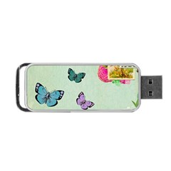 Collage Portable Usb Flash (one Side) by 8fugoso