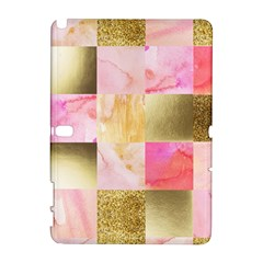 Collage Gold And Pink Galaxy Note 1 by 8fugoso